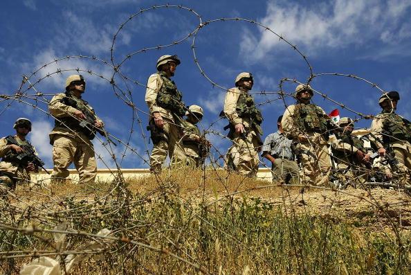 Middle East「U.S. tightens control of Iraq border with Iran」:写真・画像(19)[壁紙.com]