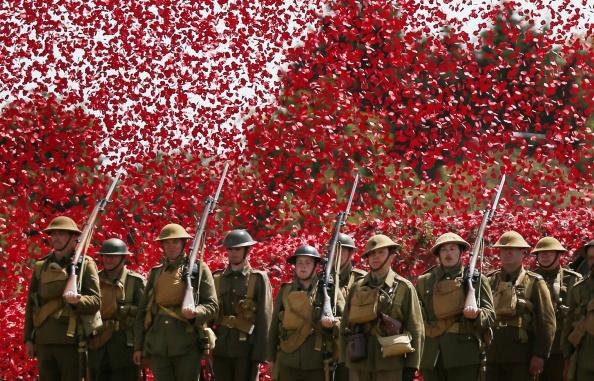 100th Anniversary「Bovington Tank Museum Commemorates The Centenary Of World War One」:写真・画像(10)[壁紙.com]
