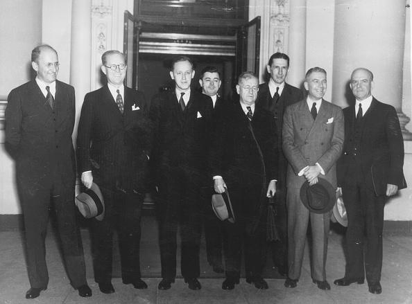 Treasury - Finance and Government「FDR's Cabinet & Advisors」:写真・画像(17)[壁紙.com]