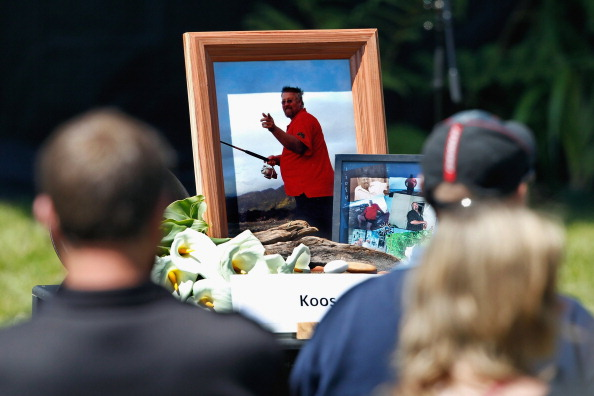 Greymouth「New Zealand Holds Memorial Service For Pike River Miners」:写真・画像(9)[壁紙.com]