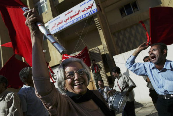 Iraqi Governing council「Iraqis Celebrate New Found Freedom Under Own Sov」:写真・画像(12)[壁紙.com]