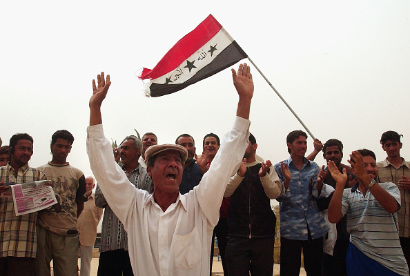 Middle East「Iraqi Communists Celebrate May Day」:写真・画像(15)[壁紙.com]