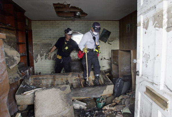 Rubble「New Orleans Continues Recovery Efforts As Second Hurricane Threatens Region」:写真・画像(16)[壁紙.com]