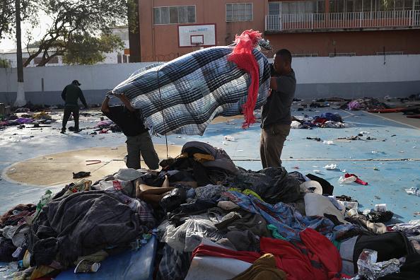 Obsolete「Immigrant Caravan Members Continue To Gather At U.S.-Mexico Border」:写真・画像(6)[壁紙.com]