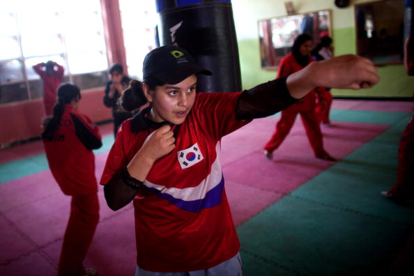 Kabul「Afghan Women Boxers Train For London 2012 Olympics」:写真・画像(11)[壁紙.com]