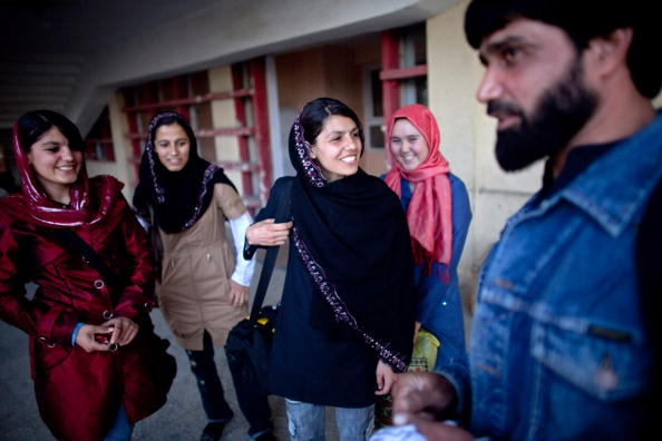 Kabul「Afghan Women Boxers Train For London 2012 Olympics」:写真・画像(10)[壁紙.com]