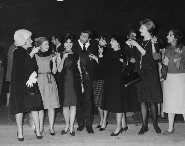 Peter Dench「Royal Shakespeare Company 1961」:写真・画像(4)[壁紙.com]