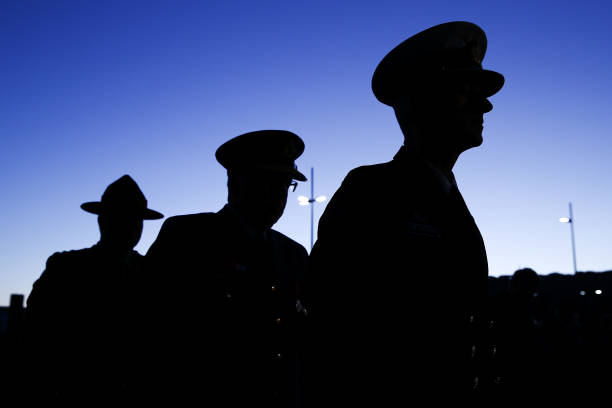 Anzac Day Commemorated In New Zealand:ニュース(壁紙.com)