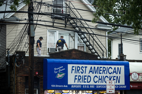 Chicken Meat「Investigation Continues Into Bombing In New York's Chelsea Neighborhood」:写真・画像(9)[壁紙.com]