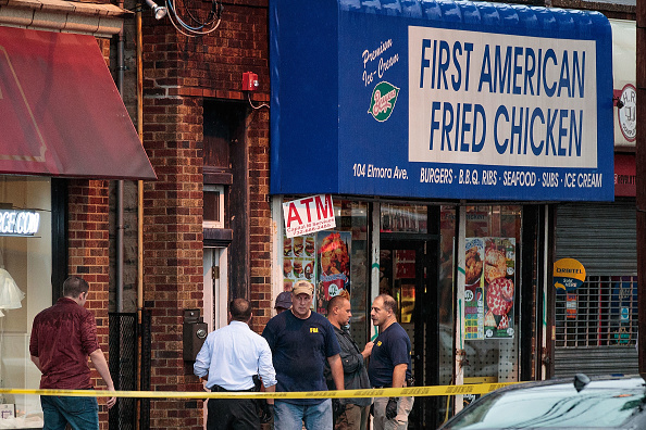 Fast Food「Investigation Continues Into Bombing In New York's Chelsea Neighborhood」:写真・画像(19)[壁紙.com]