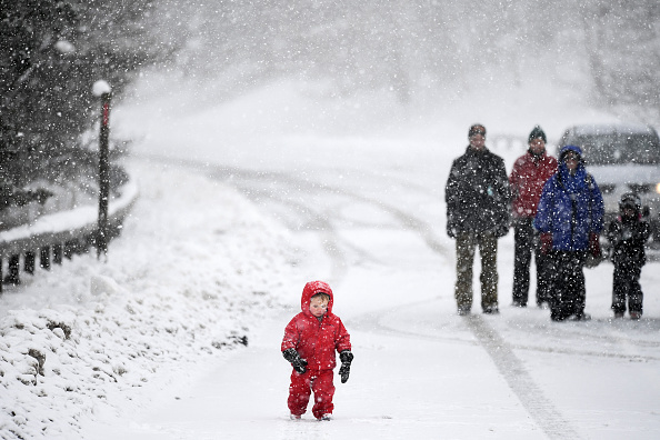 Snow「Snow And High Winds Hit Parts Of Scotland」:写真・画像(4)[壁紙.com]