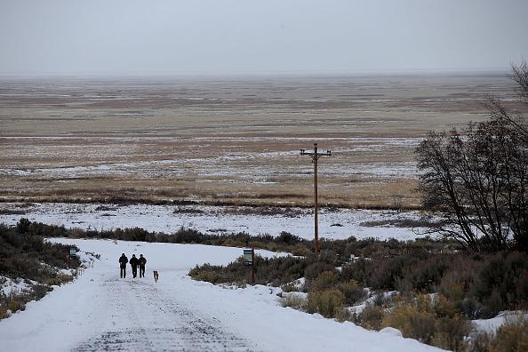 Harney County「Anti-Government Protestors Occupy National Wildlife Refuge In Oregon」:写真・画像(12)[壁紙.com]