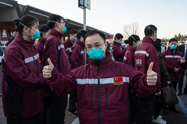Expertise「Chinese Medical Team Arrives In Milan」:写真・画像(9)[壁紙.com]