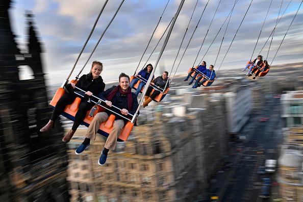 ライフスタイル「The Sky Flyer Ride Comes To Edinburgh For The Festive Season」:写真・画像(17)[壁紙.com]