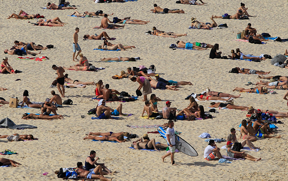 Daniel Munoz「Warm Weather Hits Sydney」:写真・画像(8)[壁紙.com]