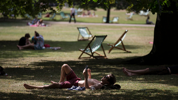 Sunlight「Temperatures Soar To Highest Of The Year」:写真・画像(17)[壁紙.com]