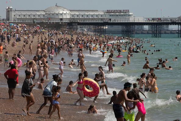 Weather「The UK Experiences Day Long Summer Heatwave」:写真・画像(6)[壁紙.com]