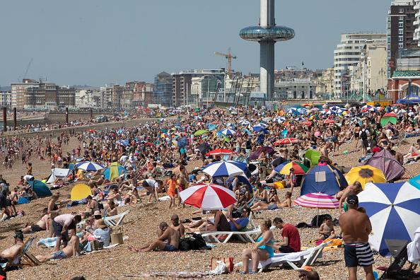 Weather「The UK Experiences Day Long Summer Heatwave」:写真・画像(8)[壁紙.com]