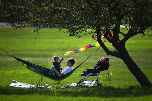 Spring Temperatures Arrive For Londoners:ニュース(壁紙.com)