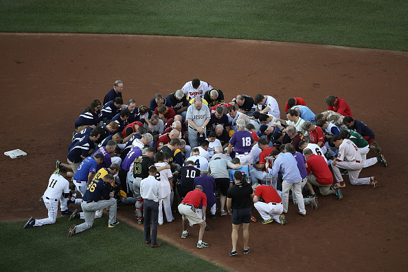 野球「Lawmakers Play In Congressional Baseball Game One Day After Shooting Incident」:写真・画像(14)[壁紙.com]