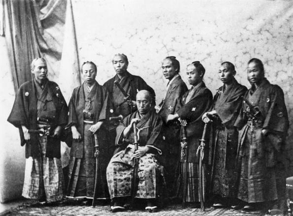 戦国武将「Japanese Delegation」:写真・画像(9)[壁紙.com]