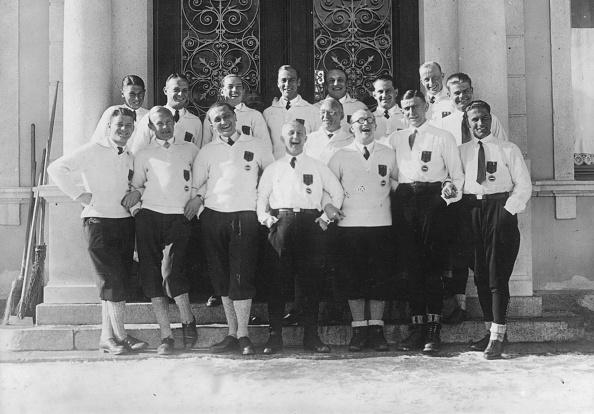 1928年 サンモリッツオリンピッ...