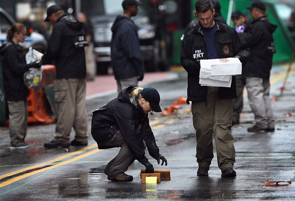 2016年マンハッタン爆発