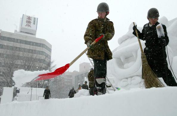 Mombetsu Ice Festival「Sapporo Snow Festival To Open In Japan」:写真・画像(9)[壁紙.com]