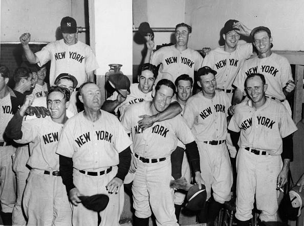 Celebration「Yankees Celebrate」:写真・画像(0)[壁紙.com]