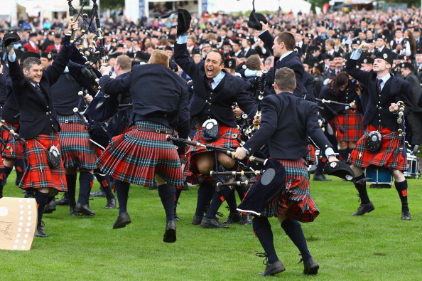 Sports Championship「Pipers Compete In The Annual World Pipe Band Championship」:写真・画像(19)[壁紙.com]