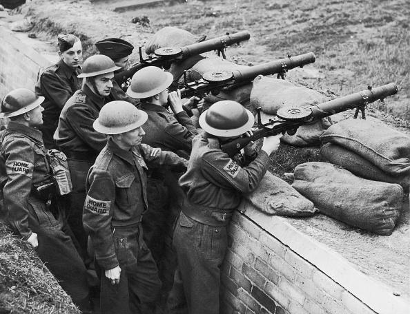 Brick Wall「Lewis Gun Training」:写真・画像(9)[壁紙.com]