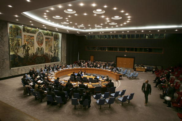 United Nations Building「UN Security Council Reacts To North Korea's Nuclear Test」:写真・画像(7)[壁紙.com]