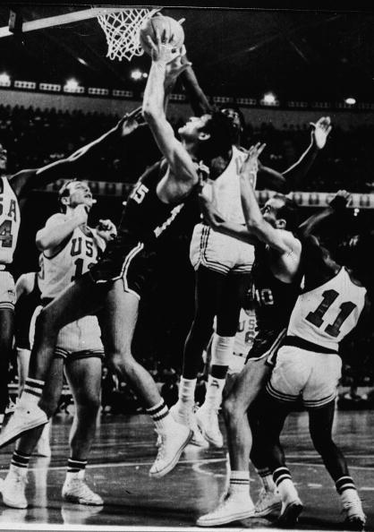 バスケットボール「Yugoslavia Versus USA」:写真・画像(17)[壁紙.com]