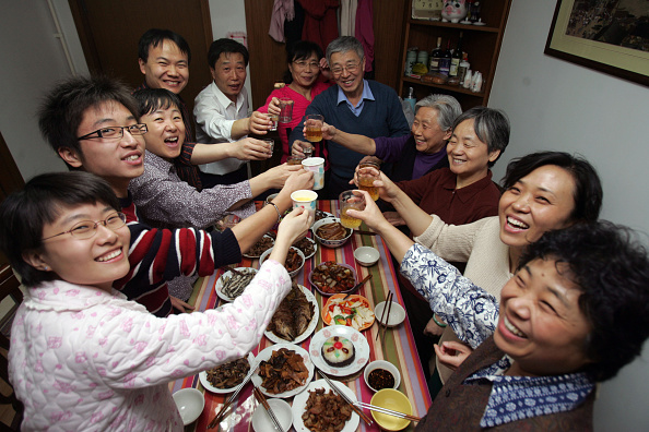 Dinner「China Celebrates Chinese New Year」:写真・画像(6)[壁紙.com]