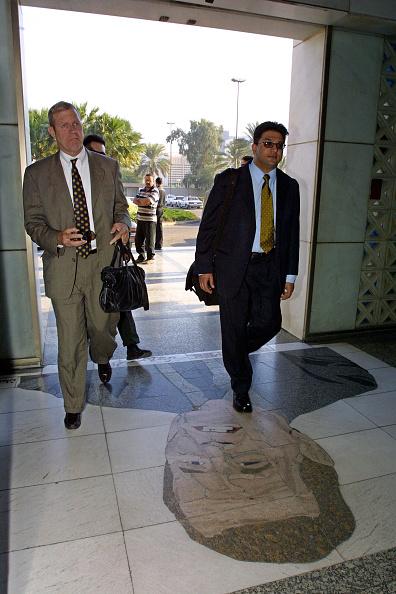 Baghdad「UN Weapons Inspectors Arrive In Iraq」:写真・画像(7)[壁紙.com]