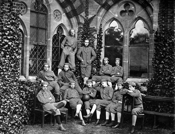19th Century「Soccer Eleven」:写真・画像(13)[壁紙.com]