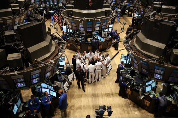 Trader「Markets Edge Higher On Earnings Results, As Fed Chair Address Policy In DC」:写真・画像(5)[壁紙.com]