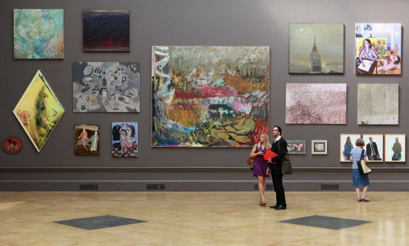 Art Museum「The Royal Academy Opens Its Doors To The Annual Summer Exhibition」:写真・画像(12)[壁紙.com]