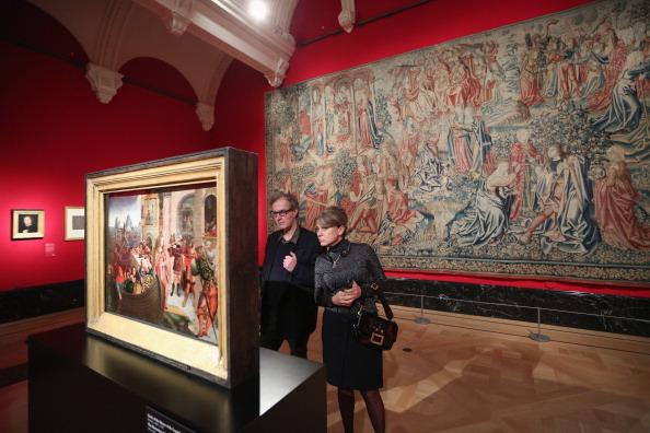 絵「Photocall For The Launch Of The Northern Renaissance: Durer To Holbein Exhibition」:写真・画像(8)[壁紙.com]