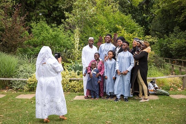 Celebration「Southwark Eid Celebrations Held At Dulwich Park」:写真・画像(16)[壁紙.com]