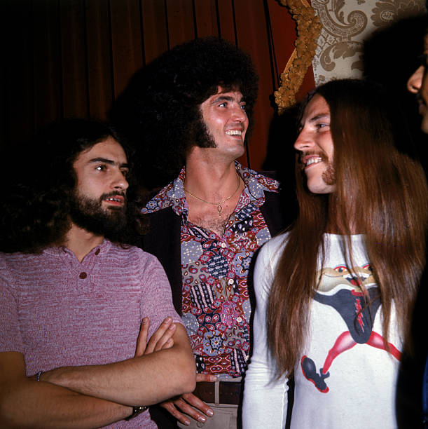 Members of Grand Funk Railroad, 1970s.:ニュース(壁紙.com)