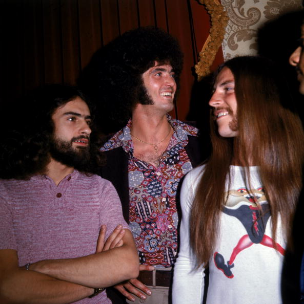 ファンキー「Members of Grand Funk Railroad, 1970s.」:写真・画像(0)[壁紙.com]