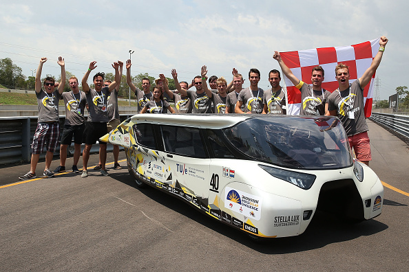 Land Vehicle「2015 World Solar Challenge」:写真・画像(0)[壁紙.com]