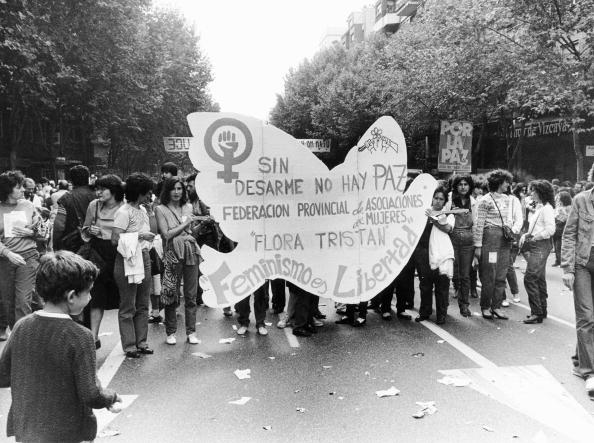 Madrid「Feminism Is Freedom」:写真・画像(0)[壁紙.com]