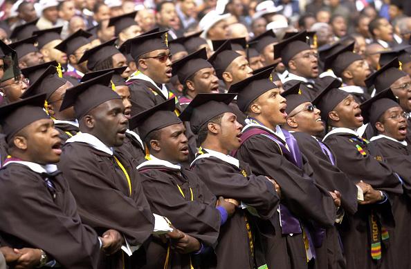 University「Morehouse College Commencement」:写真・画像(1)[壁紙.com]