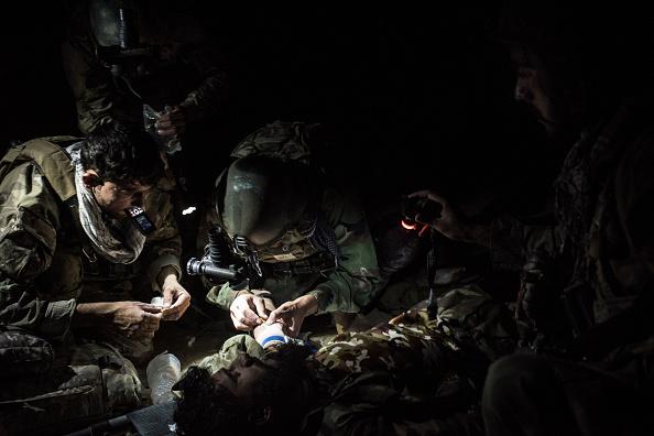 夜景「United States Continues Role in Afghanistan as Troop Numbers Increase」:写真・画像(0)[壁紙.com]