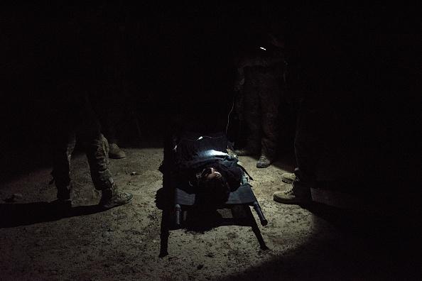 夜景「United States Continues Role in Afghanistan as Troop Numbers Increase」:写真・画像(1)[壁紙.com]