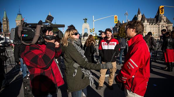 Nathan Burton「Ottawa On Alert After Shootings At Nation's Capitol」:写真・画像(13)[壁紙.com]