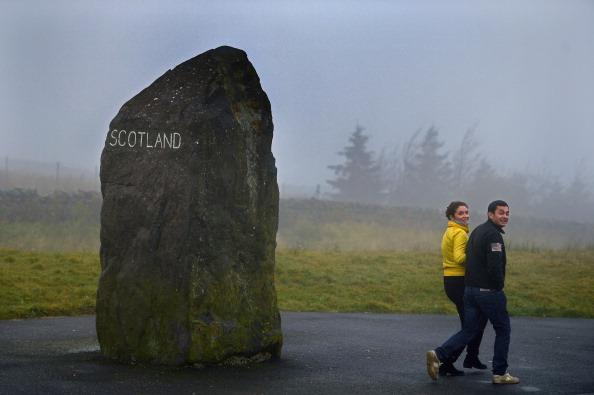 Jeff J Mitchell「Scottish Independence Debate Continues」:写真・画像(15)[壁紙.com]