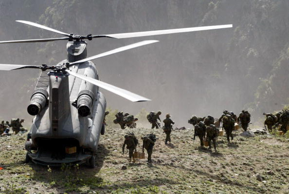 Taliban「Canadian Operation Torii In Tora Bora」:写真・画像(2)[壁紙.com]